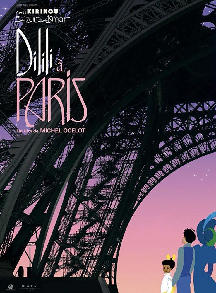 Cartel de Dilili en París