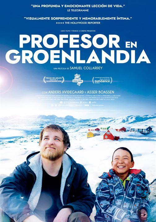 Cartel de Profesor en Groenlandia