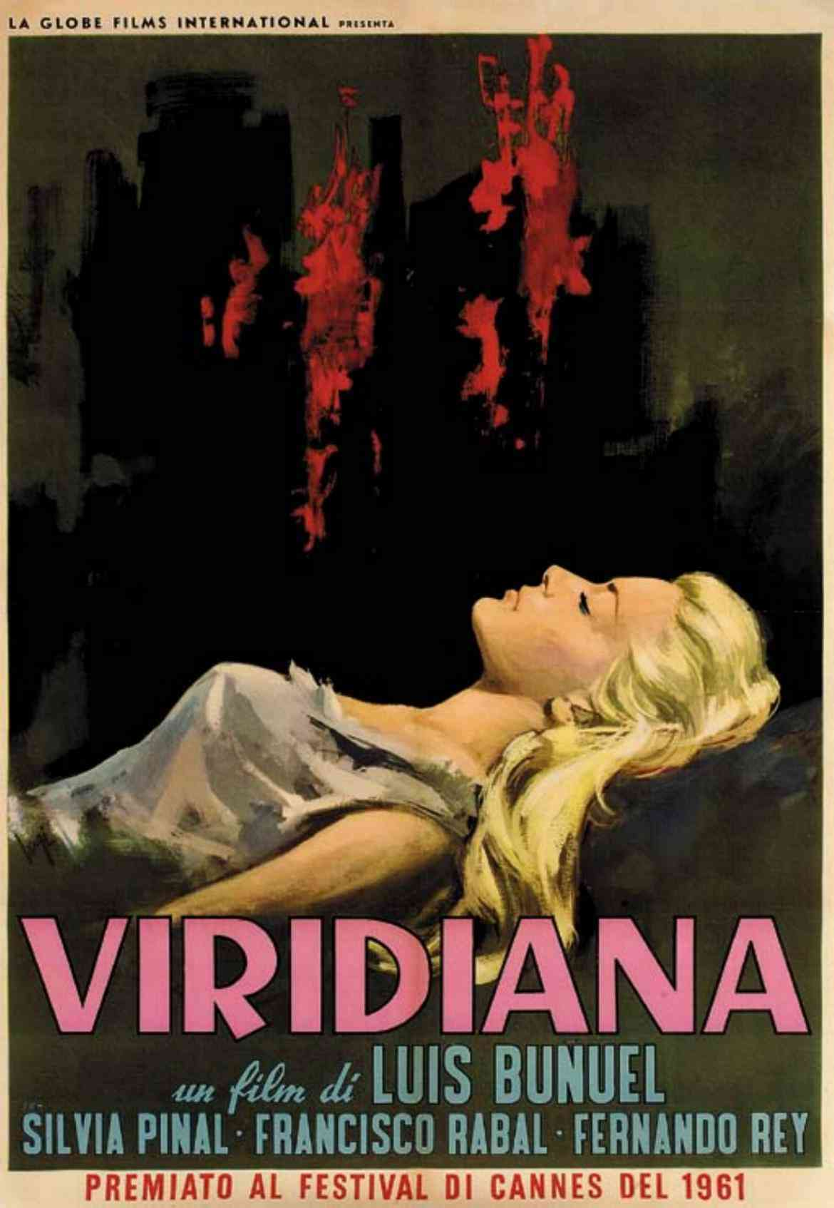 Cartel de Viridiana