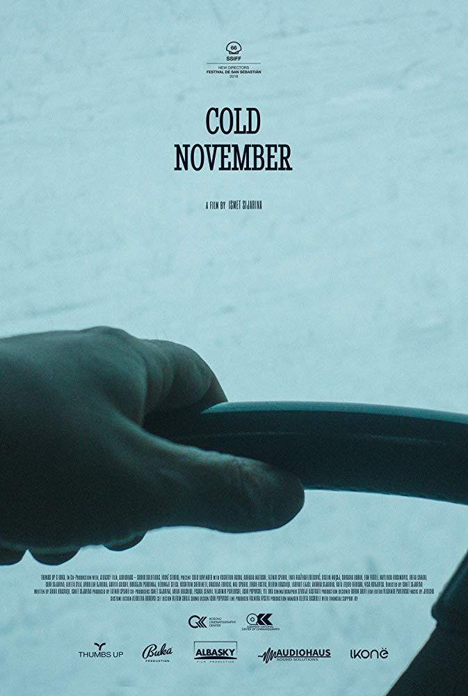 Cartel de Cold November
