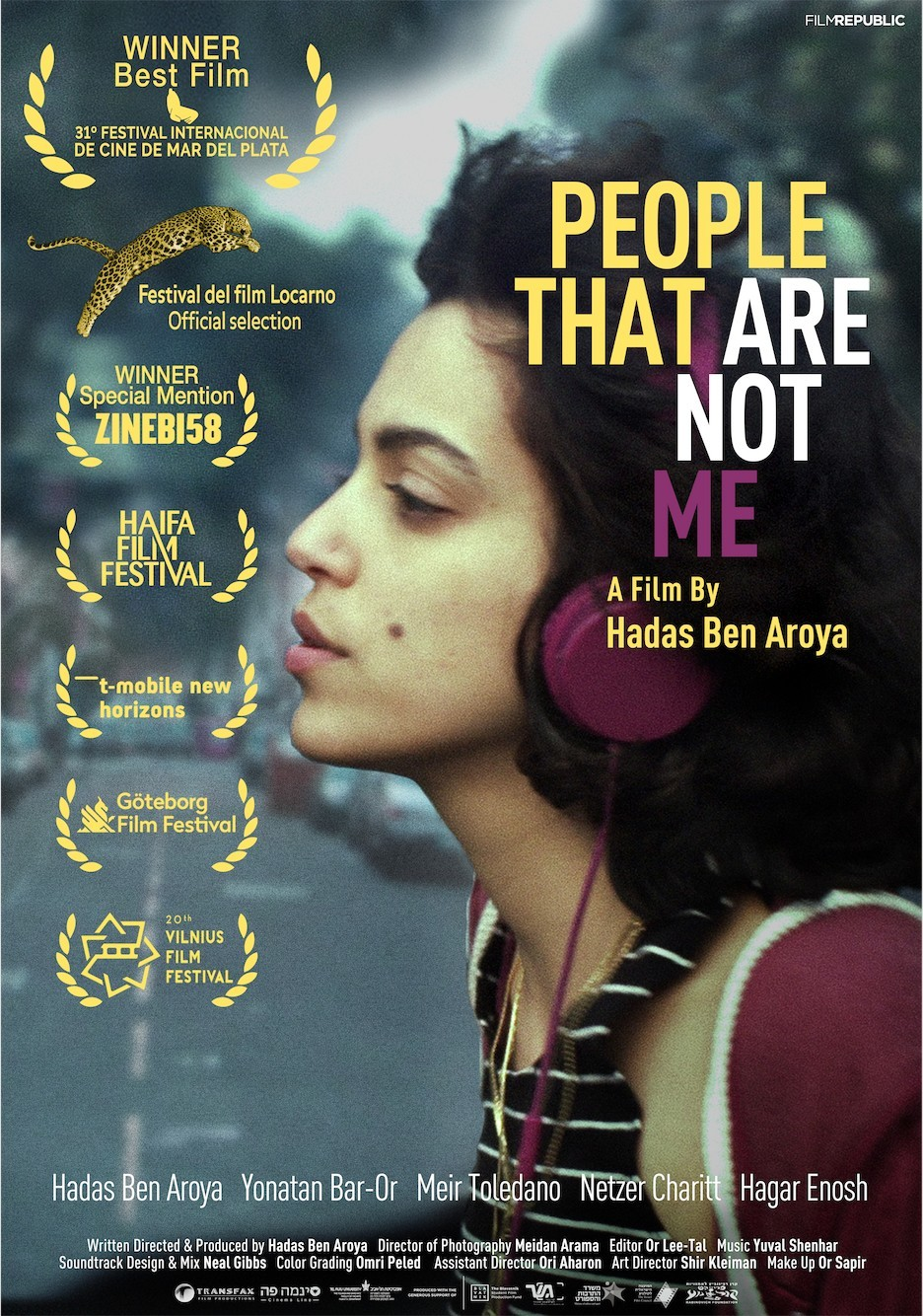 Cartel de People That Are Not Me