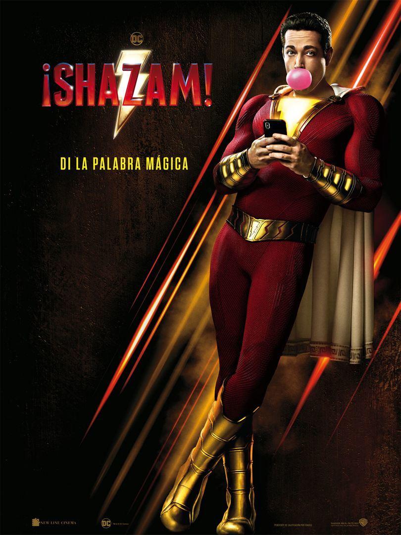 Cartel de ¡Shazam!