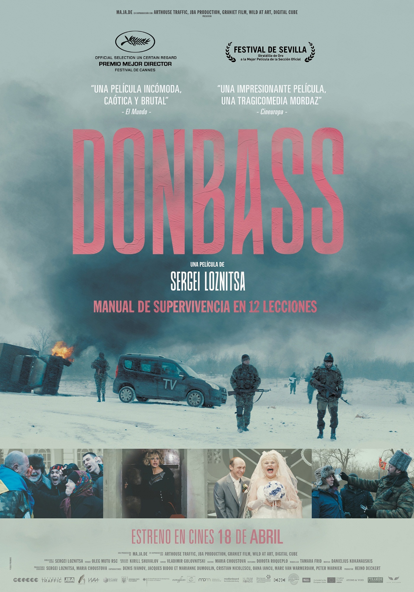 Cartel de Donbass