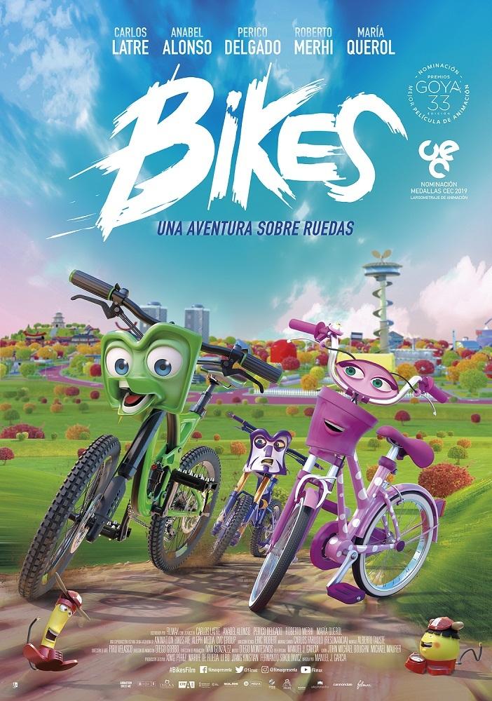 Cartel de Bikes
