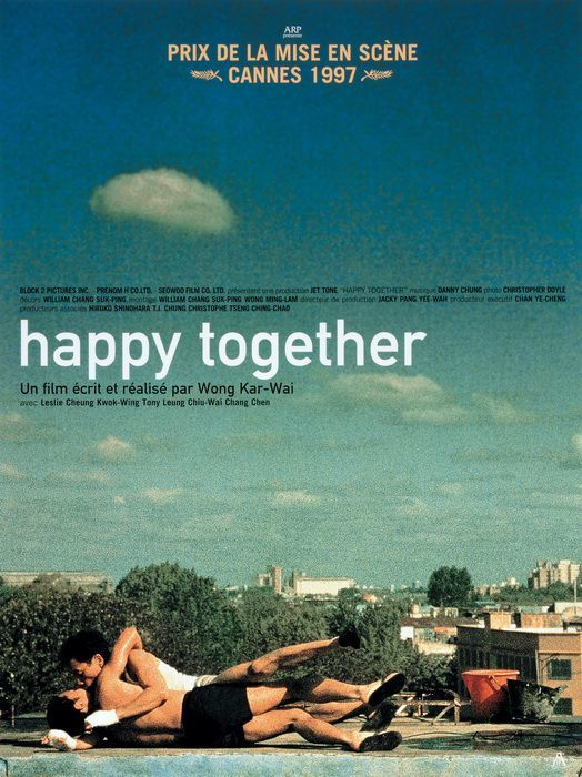 Cartel de Happy Together