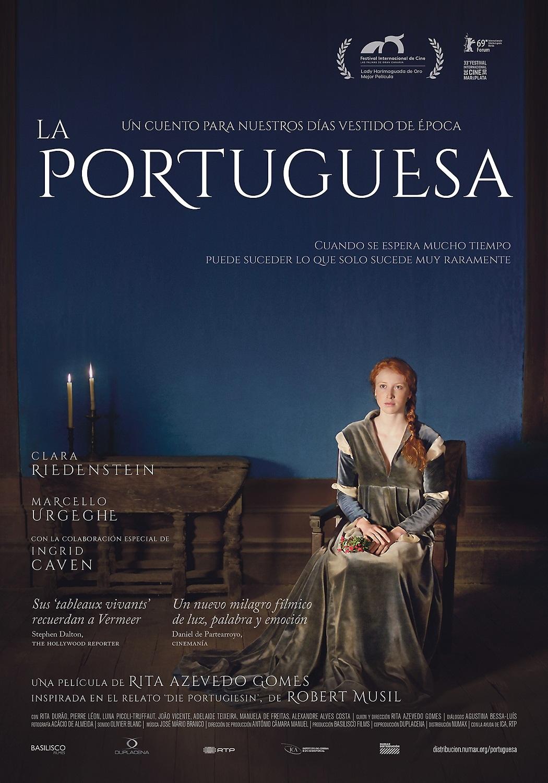 Cartel de La portuguesa