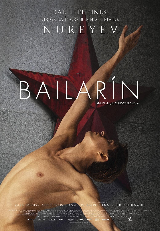 Cartel de El bailarín