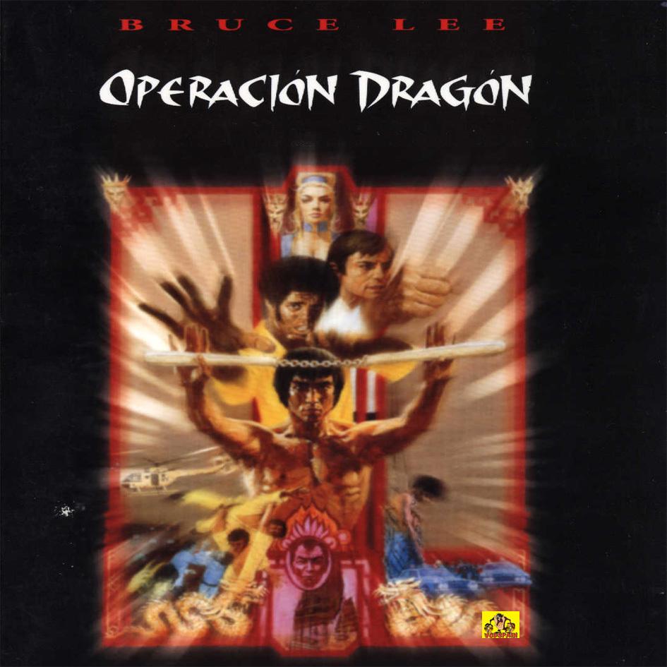 Cartel de Operación Dragón