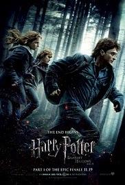 Cartel de Harry Potter y las reliquias de la muerte. Parte 1