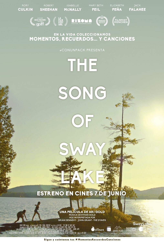 Cartel de The Song of Sway Lake