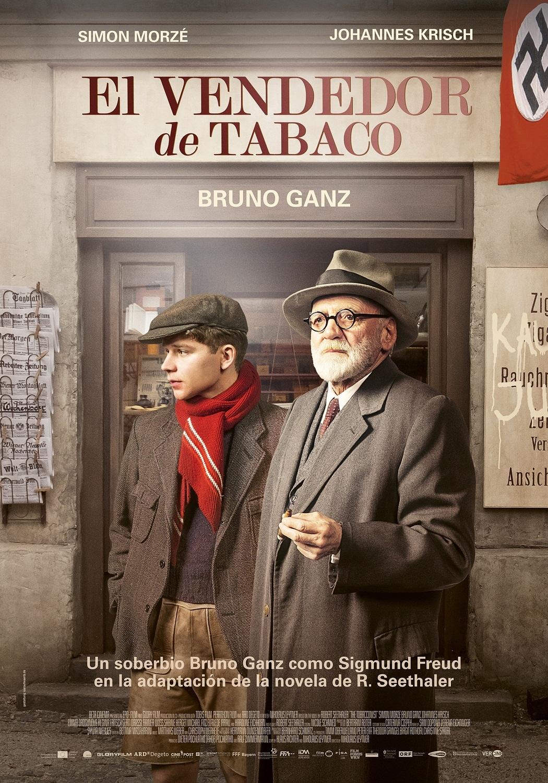 Cartel de El vendedor de tabaco