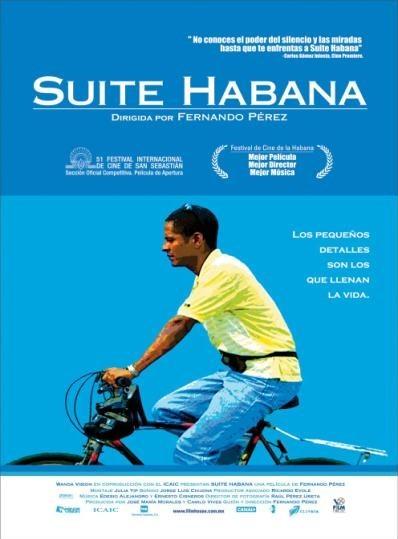 Cartel de Suite Habana