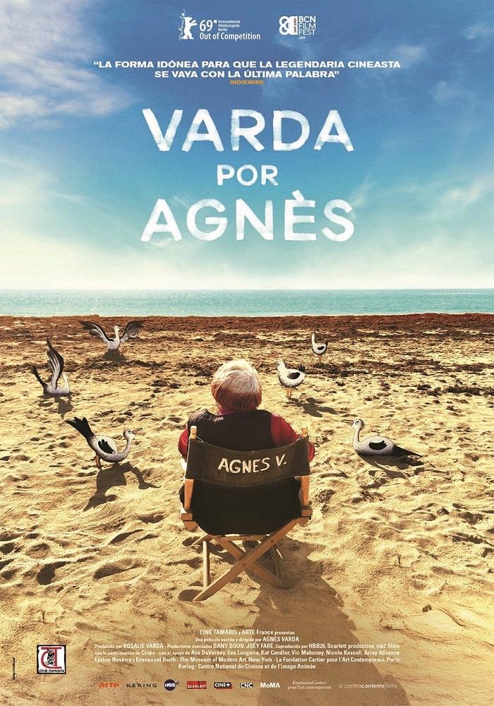 Cartel de Varda por Agnès
