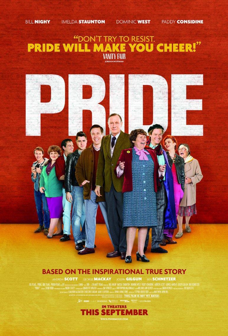 Cartel de Pride