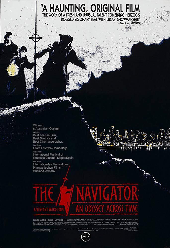 Cartel de Navigator, una odisea en el tiempo