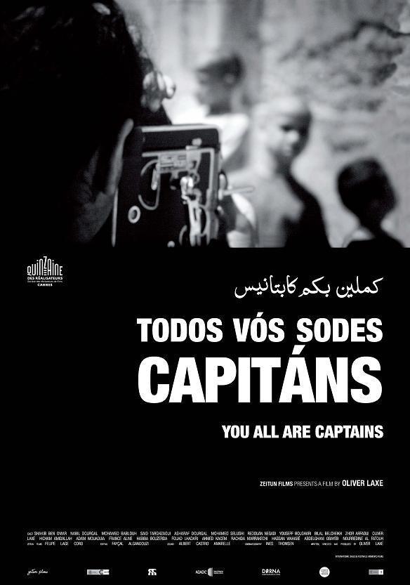 Cartel de Todos vós sodes capitáns