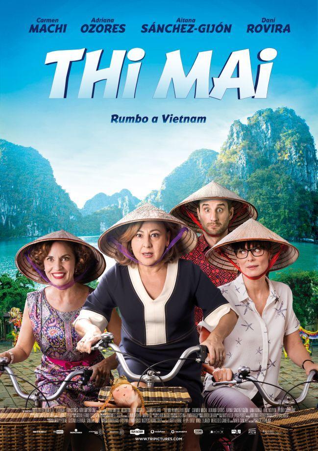 Cartel de Thi Mai, rumbo a Vietnam