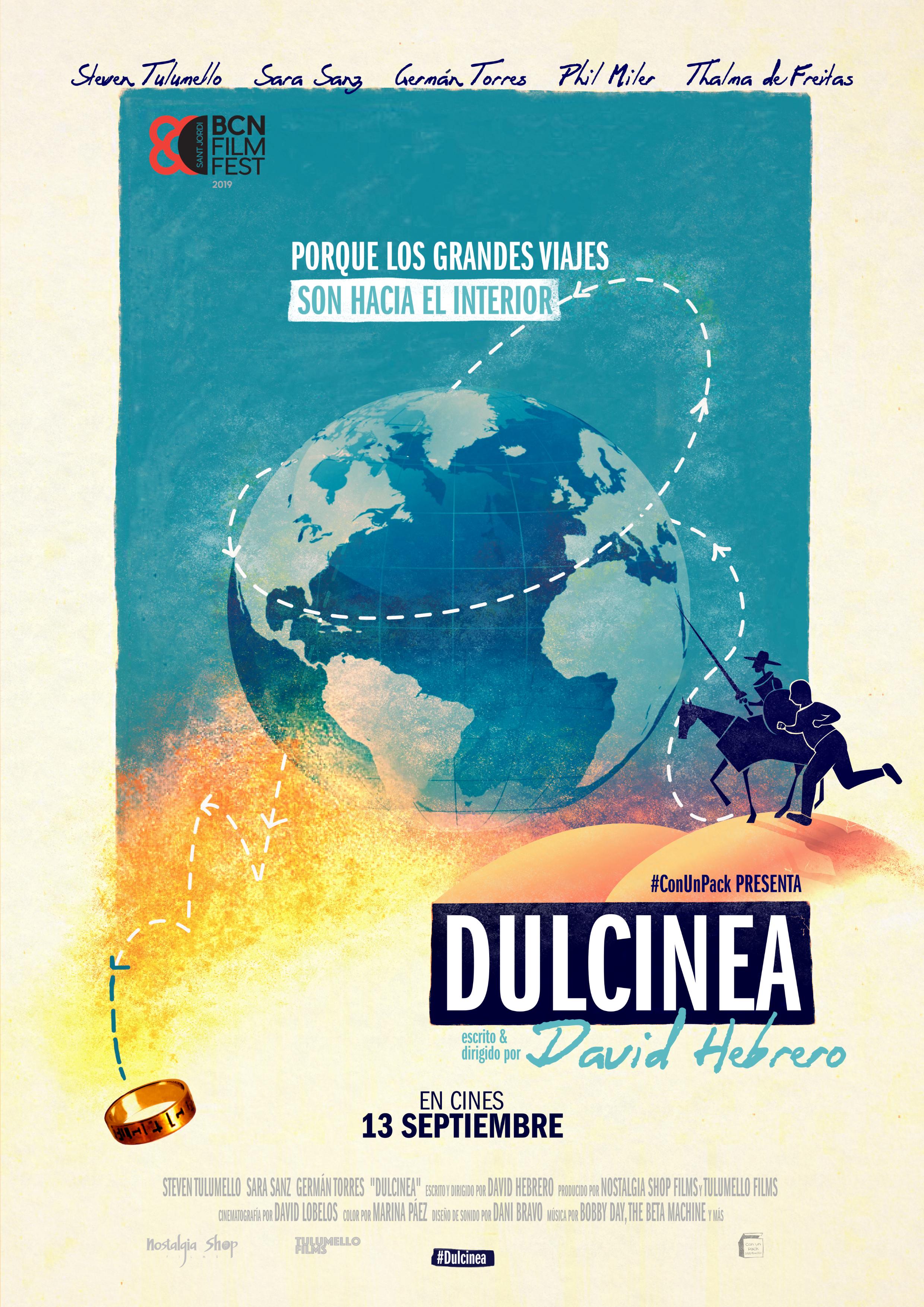 Cartel de Dulcinea