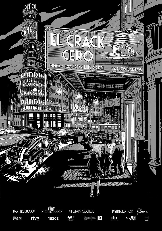 Cartel de El crack cero