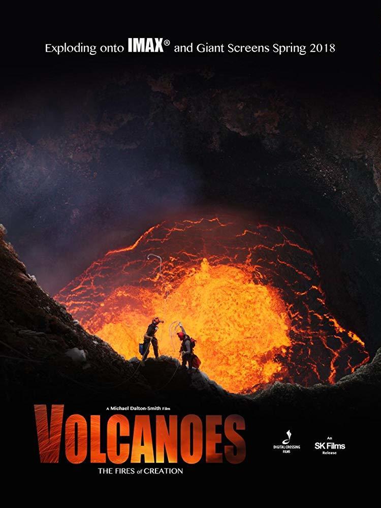 Cartel de Volcanes