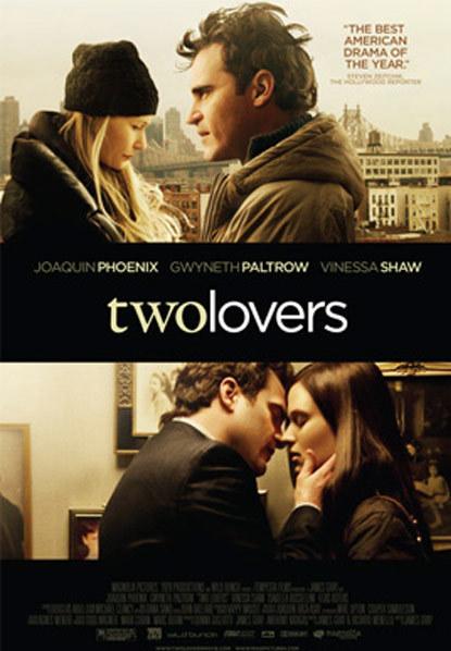 Cartel de Two lovers