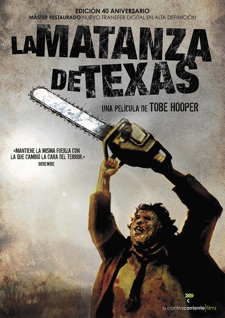 Cartel de La matanza de Texas