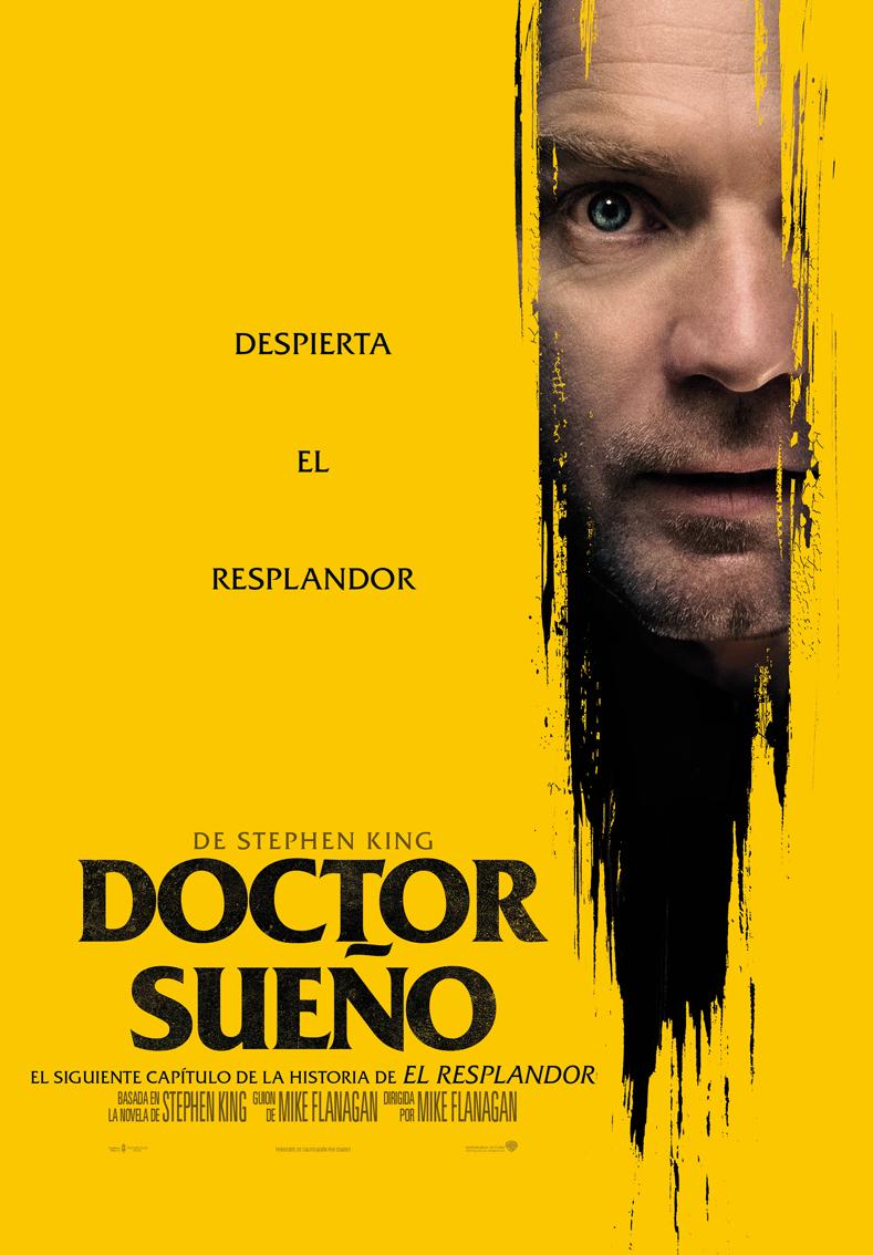 Cartel de Doctor Sueño
