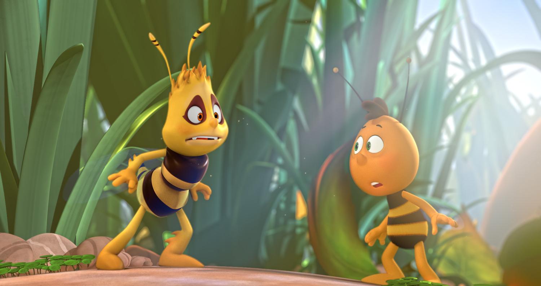 La abeja Maya: la película (2014)