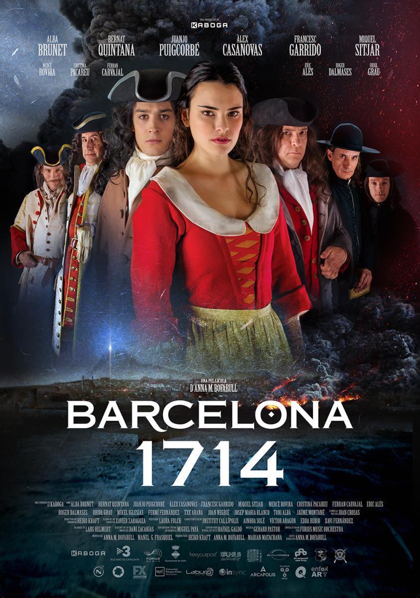 Cartel de Barcelona 1714