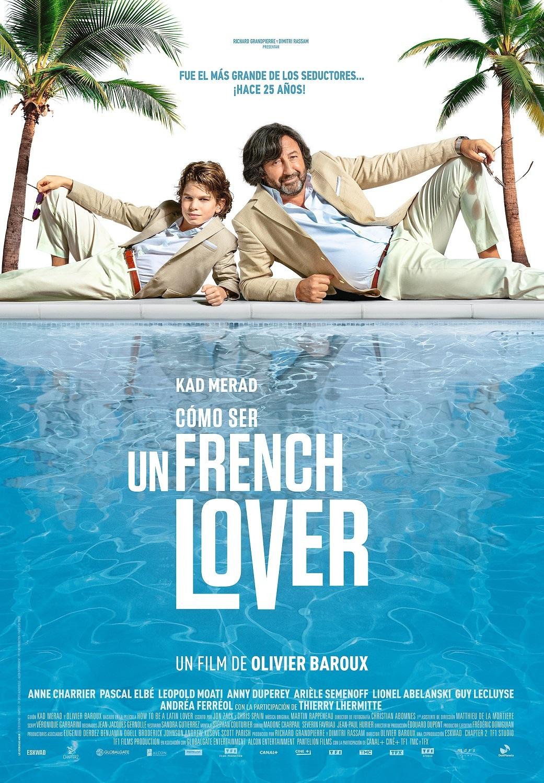 Cartel de Cómo ser un French Lover
