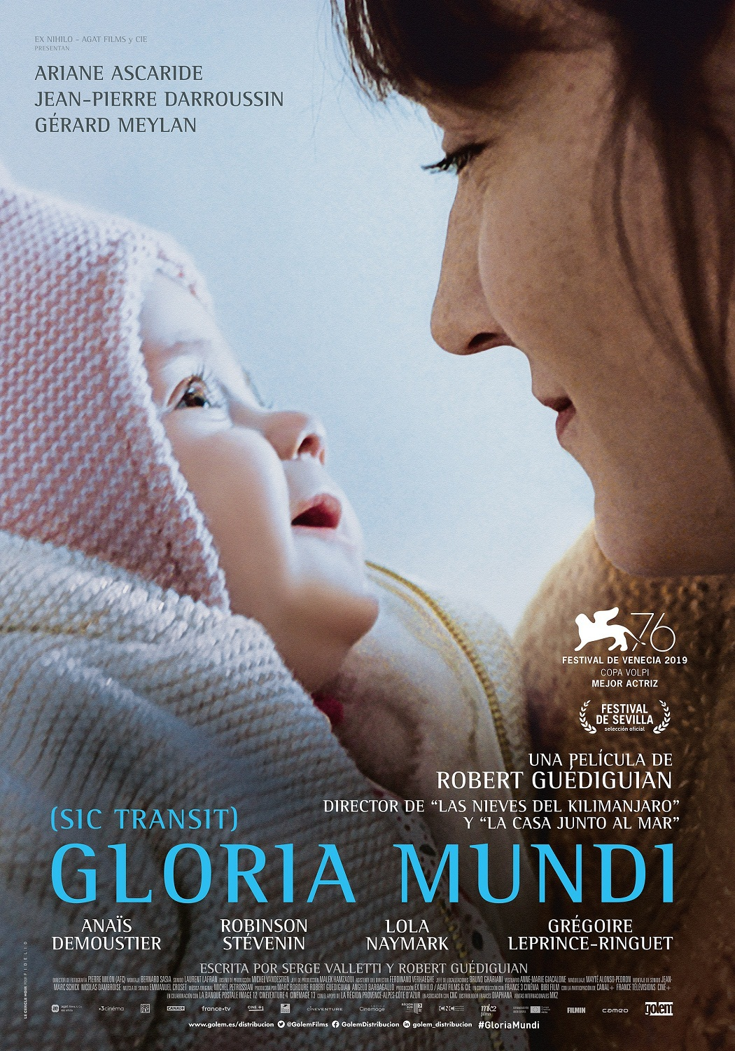 Cartel de Gloria Mundi
