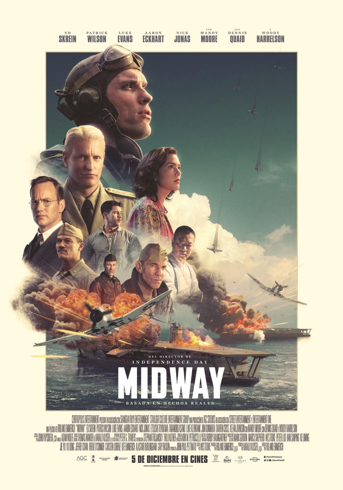 Cartel de Midway