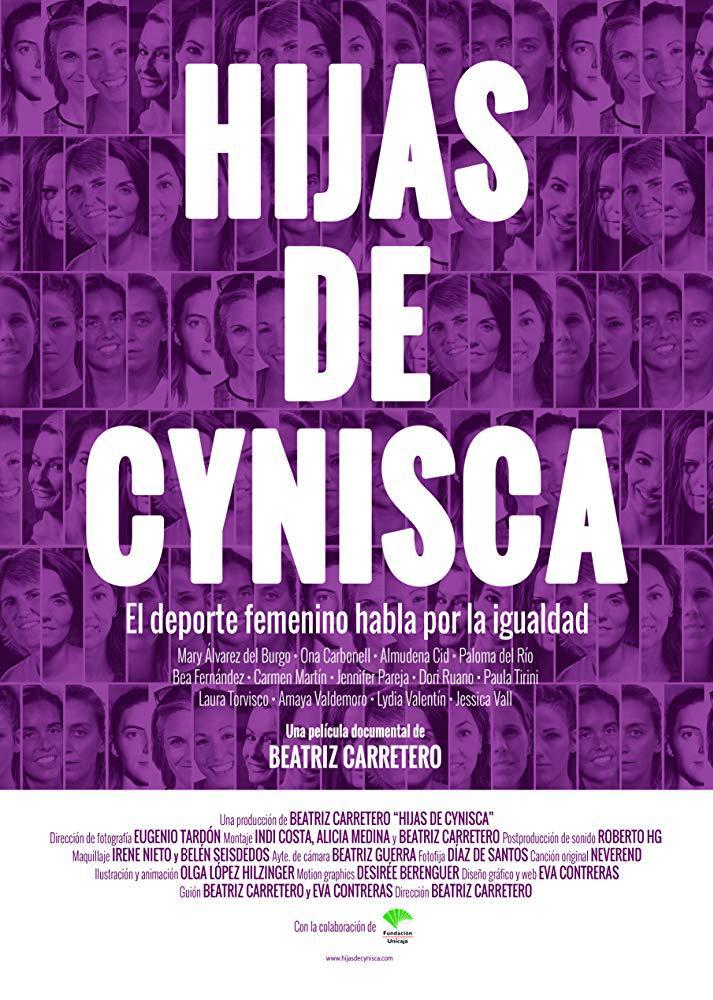 Cartel de Hijas de Cynisca