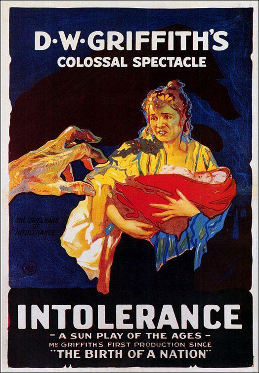 Cartel de Intolerancia