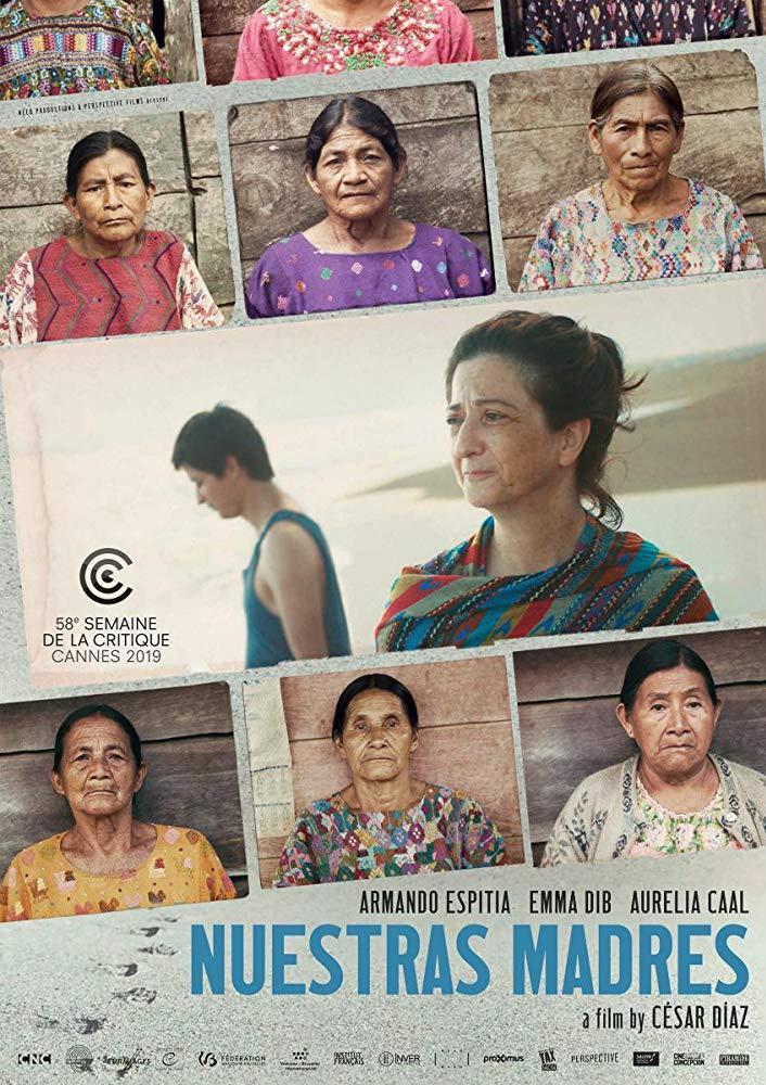 Cartel de Nuestras madres