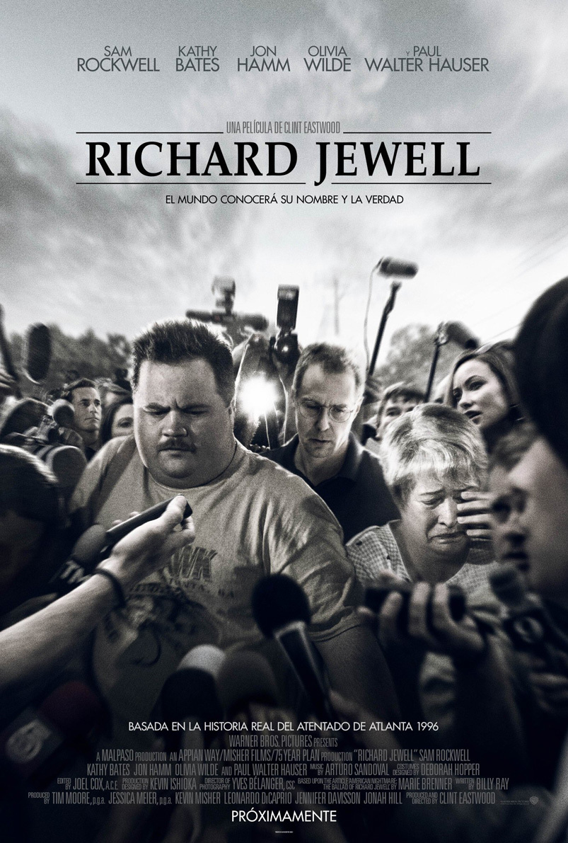 Cartel de Richard Jewell
