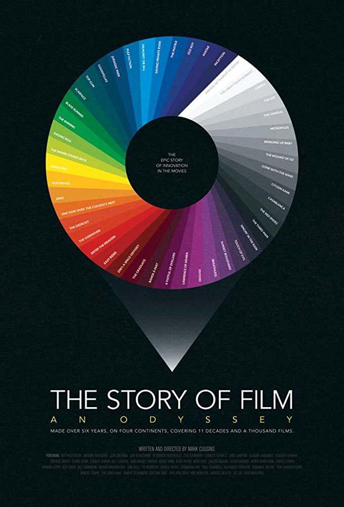 Cartel de The Story of Film: An Odissey