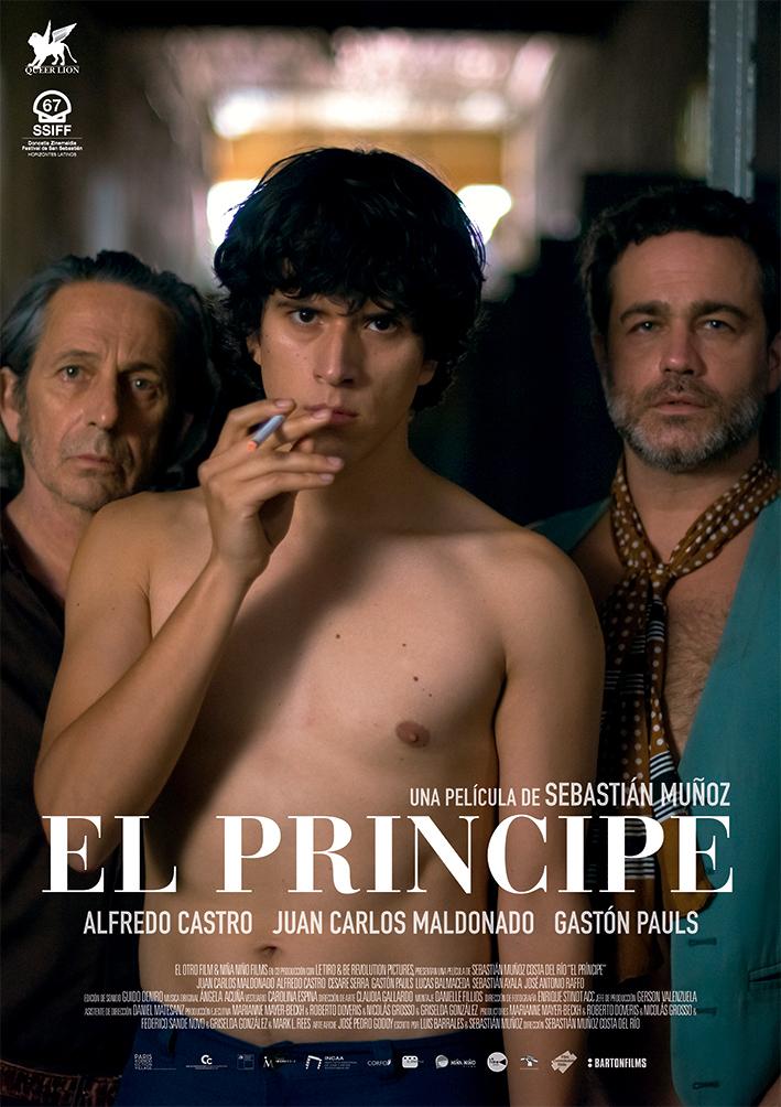 Cartel de El príncipe