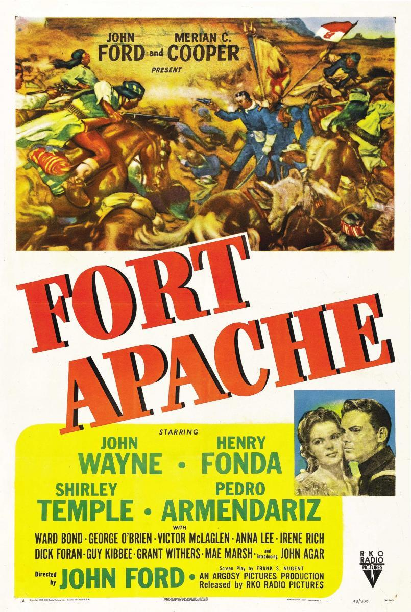 Cartel de Fort apache
