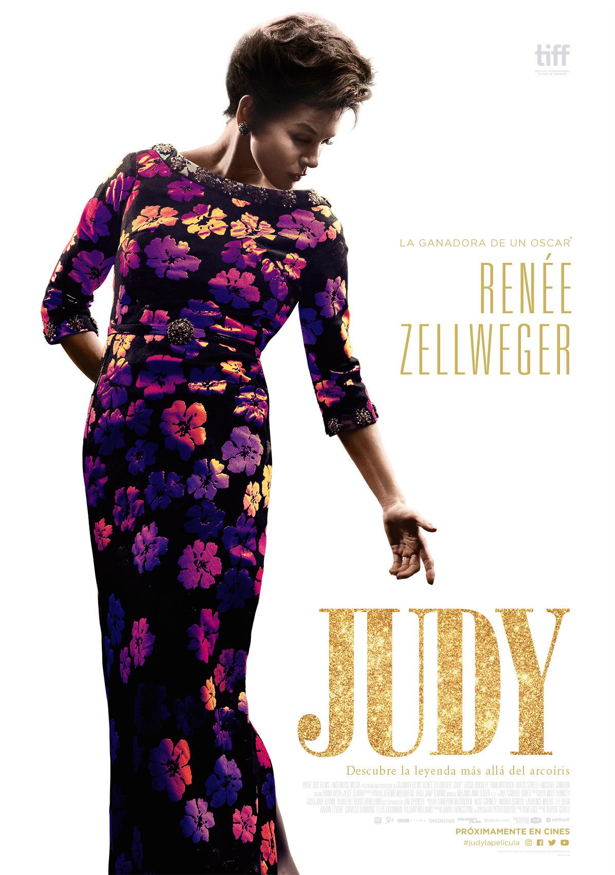 Cartel de Judy