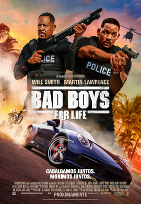 Cartel de Bad Boys for Life