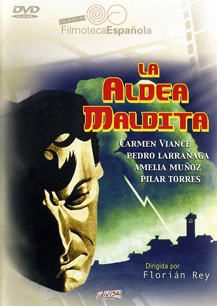 Cartel de La aldea maldita (1930)
