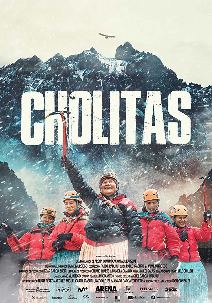 Cartel de Cholitas