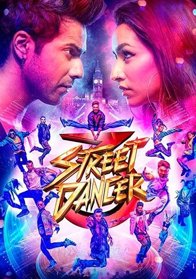 Cartel de Street dancer 3D