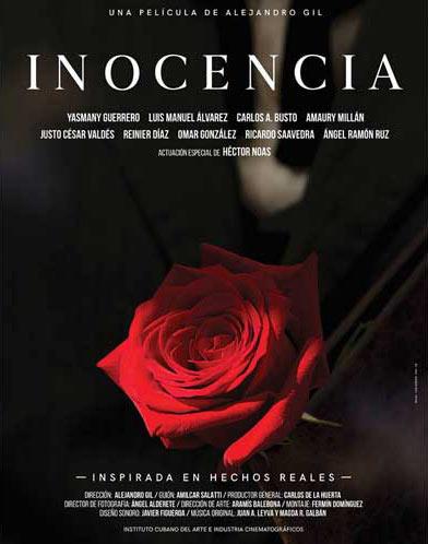Cartel de Inocencia (2018)