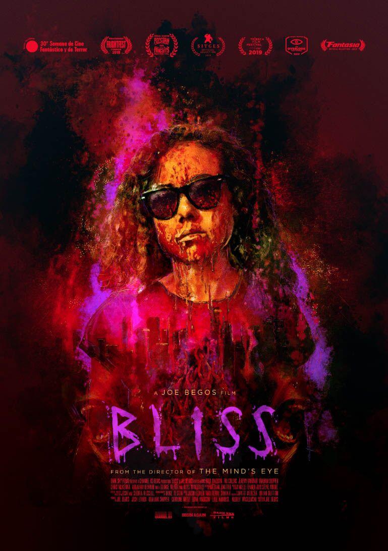Cartel de Bliss