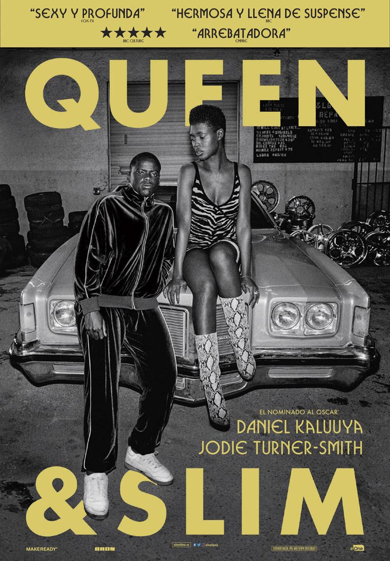 Cartel de Queen & Slim