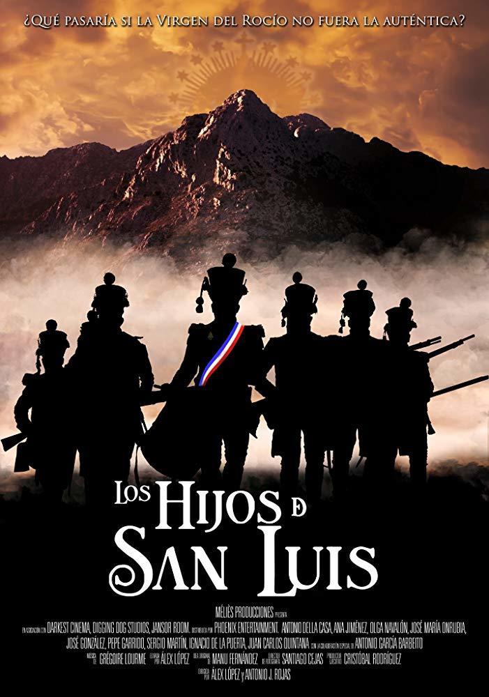 Cartel de Los hijos de San Luis