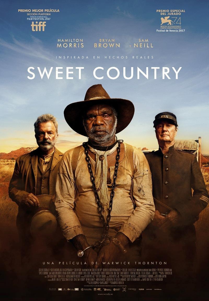 Cartel de Sweet Country