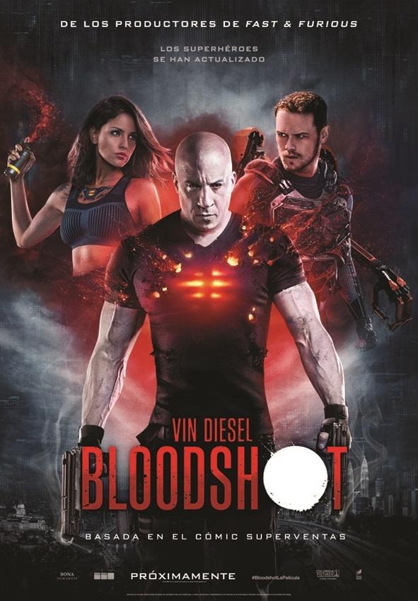 Cartel de Bloodshot
